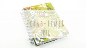 Scrap-TimeR 2018 von crehand