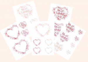 Valentinsherz Download