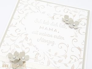 Stampin Up Muttertagskarte